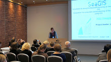 SeaGIS föredrag på nordisk havsplanerarworkshop Nov2013