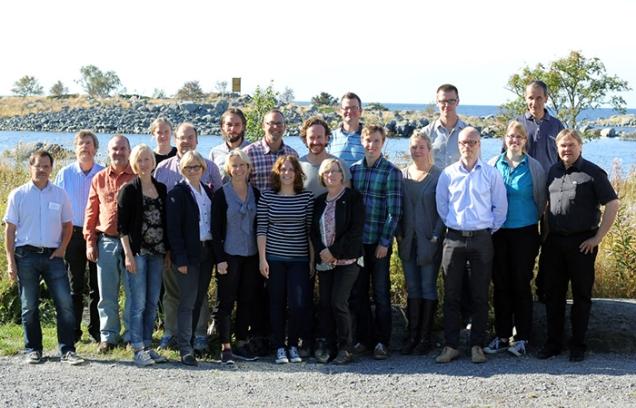 Gruppbild SeaGIS webb